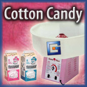 Cotton Candy Machine Rentals