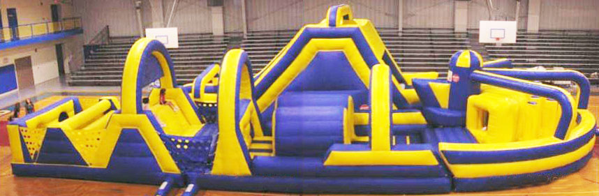 Large Obstacle Course