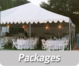 Table Tent Chair Packages
