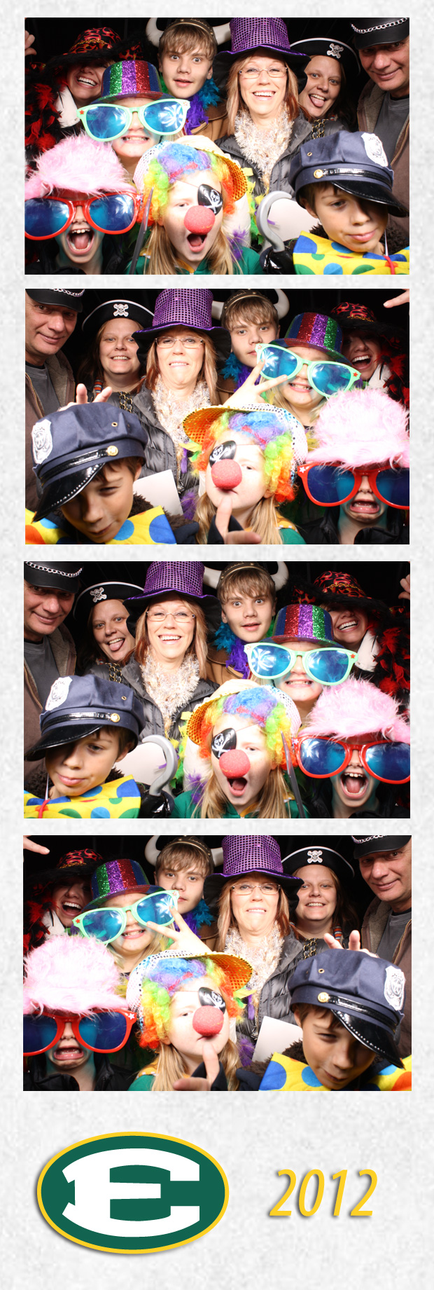 Open Air Photo Booth | Game Craze Party