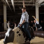 Everyone Loves to Ride our Bull