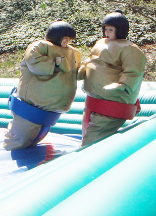 Rent Sumo Suits Akron