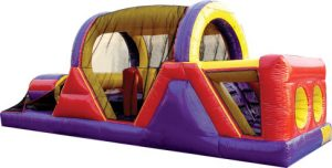 Rent an Inflatable Obstacle Course Free Delivery
